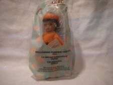 MADAME ALEXANDER McDONALDS HALLOWEEN PUMPKIN COSTUME GIRL DOLL #5  2003 NIP