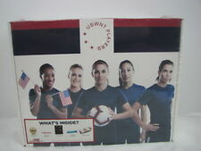 NEW USWNT Players Collectors Box-USA Womens National Soccer Team Gift Set