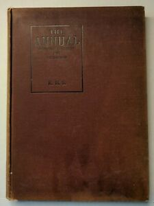Rockford Illinois High School annual 1917 Yearbook The Annual Hardcover