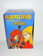 COFFRET DVD VIDEO ALBATOR 78 LE CORSAIRE DE L'ESPACE L'INTEGRALE 42 EPISODES