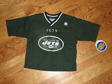 NEW NY New York Jets NFL Toddler Boys Kids Jersey Size 3T 3 Toddler Girls Kids