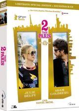 2 TAGE PARIS (Julie Delpy, Adam Goldberg) DVD + Soundtrack-CD NEU+OVP