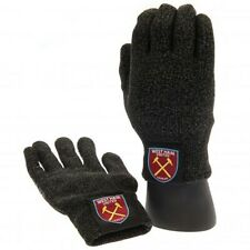 West Ham United F.C - Luxury Touchscreen Gloves (YOUTHS)