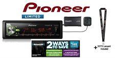 Pioneer MVH-S501BS Digital Media Receiver Bluetooth SiriusXM SXV300v1 Tuner