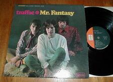 """TRAFFIC 1968 """"Mr. Fantasy"""" LP w Smiling Phases UAS-6651 VG++/NM-"""