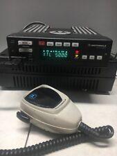 Motorola XTL5000 VHF Radio 136-174 Mhz  M20KSS9PW1AN with Astro Head