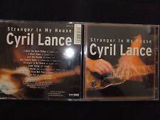 CD CYRIL LANCE / STRANGER IN MY HOUSE /