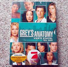 Grey's Anatomy - Die jungen Ärzte - Die 4. Staffel - Teil 2 (2008)