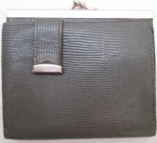 -Superbe portefeuille/porte-monnaie  cuir TBEG vintage 50's
