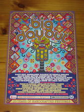 BIG DAY OUT - AUSTRALIA 2012 - SOUNDGARDEN - HILLTOP HOODS Laminated Tour Poster