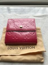 Authentic Louis Vuitton Bedford Venus Rose Wallet NEVER USED!