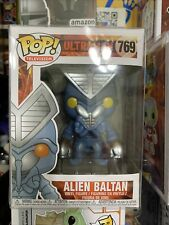 Funko Pop Television: Ultraman - Alien Baltan Vinyl Figure #769 In Hand