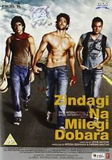 Zindagi Na Milegi Dobara (Hindi DVD) (2011)(English,Arabic Subtitles)(Brand New)