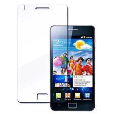4x Displayfolie für Samsung Galaxy S2 Displayfolie Schutzfolie Panzerfolie Folie