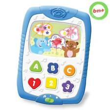 6M+ Baby Lerncomputer Lern- Tablet Pad Lernspiel interaktiv Musik Lichte Motorik