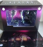 Aliens Retro Collection Figures Dual Pack Mantis & Snake 5 1/8in Eagl