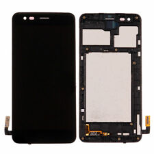 FIX  LCD Touch Screen Digitizer Frame For LG phoenix 3 AT&T M150 Risio 2 M153