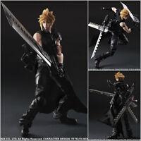 Play Arts Kai Final Fantasy 7 Advent Chirdren Cloud Strife Comic Action Figure