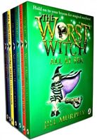 The Worst Witch Collection 7 Books Set Pack Jill Murphy Brand NEW