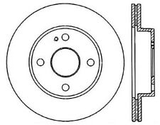 StopTech Sport Slotted Brake Disc fits 1990-1993 Mazda Miata  STOPTECH