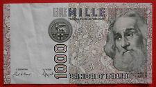Excellent Italie, mille lires billet, 1982, OE 185963 S