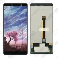 6in For Nokia 7 Plus 7+ TA-1046 1055 1062 Black LCD Display Touch Screen Panel