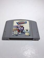 Wayne Gretzky's 3D Hockey 98 - Authentic N64 Nintendo 64 Game