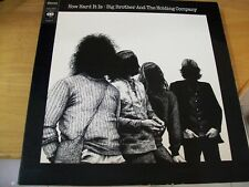 BIG BROTHER AND THE HOLDING COMPANY HOW HARD IT IS  LP  HOLLAND CBS 1971