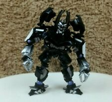 "Transformers Movie BARRICADE Decepticon - Robot Replicas HASBRO 5.5"" Figure 2006"