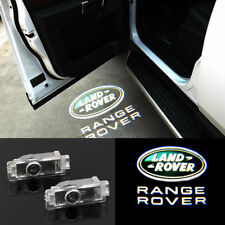 2x LED PUDDLE PROJECTOR GHOST LOGO DOOR LIGHT FOR Land Range Rover Sport 2006-UP