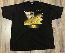 Vintage 1999-2000 Queensryche Q2K World Concert Tour Xxl 2Xl Band Tee Shirt