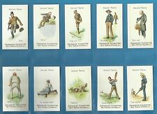 Sport: Cricket Reproduction Collectable Cigarette Cards