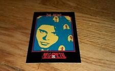 The Front Vintage Trading Card Michael Anthony Franano Heavy Metal Hard Rock old