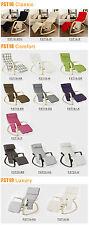 SoBuy® Fauteuil à bascule,Rocking Chair,Chaise longue, FST15/16/18/25 FR
