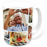 PERSONALISED MUG CUP - Any Design With your Photo and Text Coffee Tea Gift