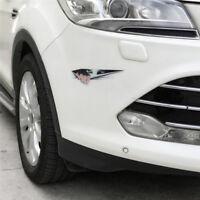 3D Pegatina Vista trasera del coche Decorativo Impermeable Pegatinas PVC