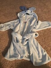 Infant Boys, Just One Year, Hooded Robe, 6-9 Months