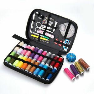 Household sewing box set Portable multifunctional sewing kit 98 sets