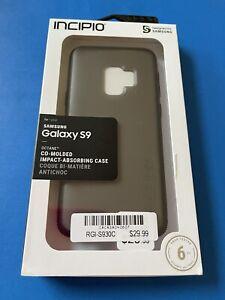 Incipio Octane Case - Galaxy S9 - Black/Transparent