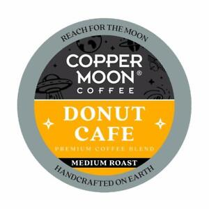 Copper Moon Donut Cafe Coffee 20 to 160 Keurig K cup Pick Any Size FREE SHIPPING