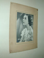 GABY MORLAY PATHE photo photographie vintage actrice cinéma