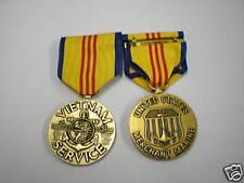 US MERCHANT MARINES MEDAL - VIETNAM SERVICE MEDAL