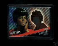 Star Trek Quotable OS Uhura Starfleets Finest card