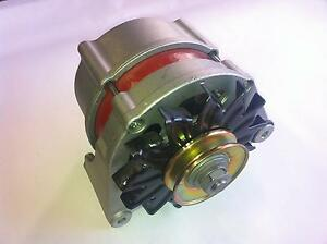BMW 2002 TII Alternator 85 AMP Drop in Bosch Built in 2002 Tii Generator HD