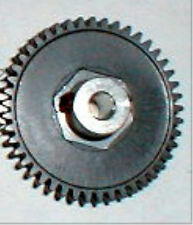 """COX SPUR COXALOY Gear 47 Tooth #3826 Set Screw type 48 pitch 1/8"""" axle Slot Car"""