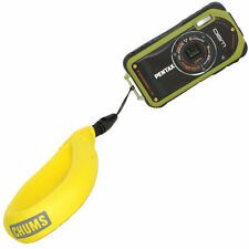 CHUMS waterproof camera wrist strap float cell phone case boat floating YELLOW