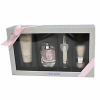 Victoria's Secret Gift Set Angel Perfume 4 Piece Edp Fragrance Wash Powder New