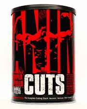 Universal Nutrition Animal CUTS 42 Packs Fat Burner Loose Weight
