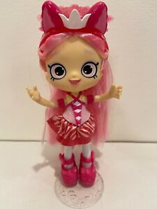 Shopkins Shoppies PIROUETTA Wild Style Doll- Doll only