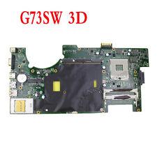 Para ASUS G73SW REV2.0 motherboard 90R-N3IMB1000Y 3D conector HM65 prueba de 100%